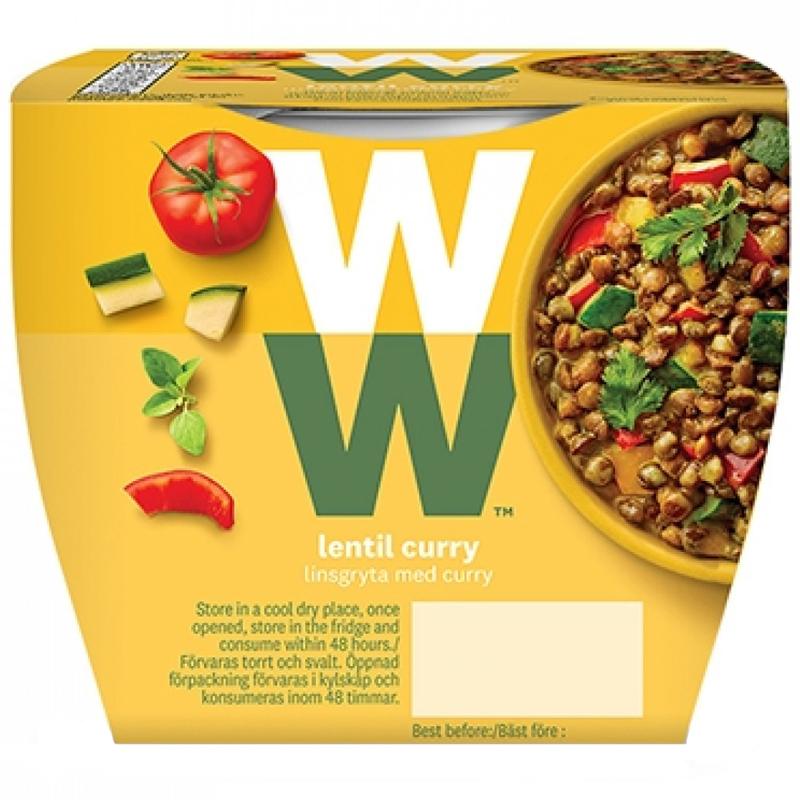 Linsgryta Curry - 36% rabatt