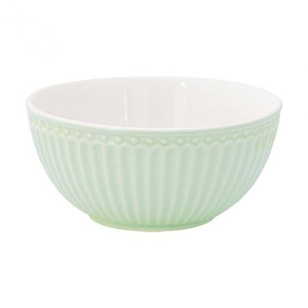 Alice Frukostskål Ljusgrön