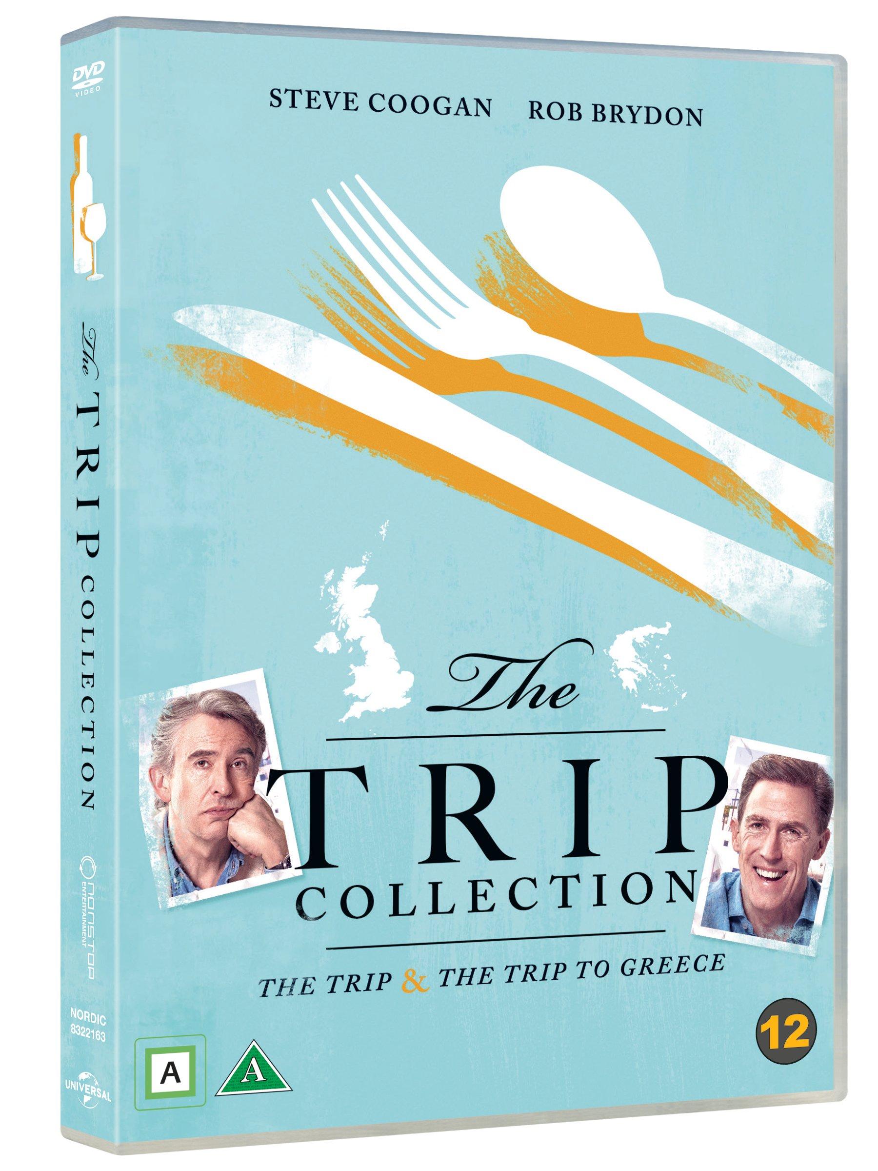 The Trip To Greece & The Trip Box - DVD