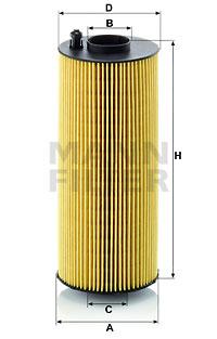 Öljynsuodatin MANN-FILTER HU 11 003 y