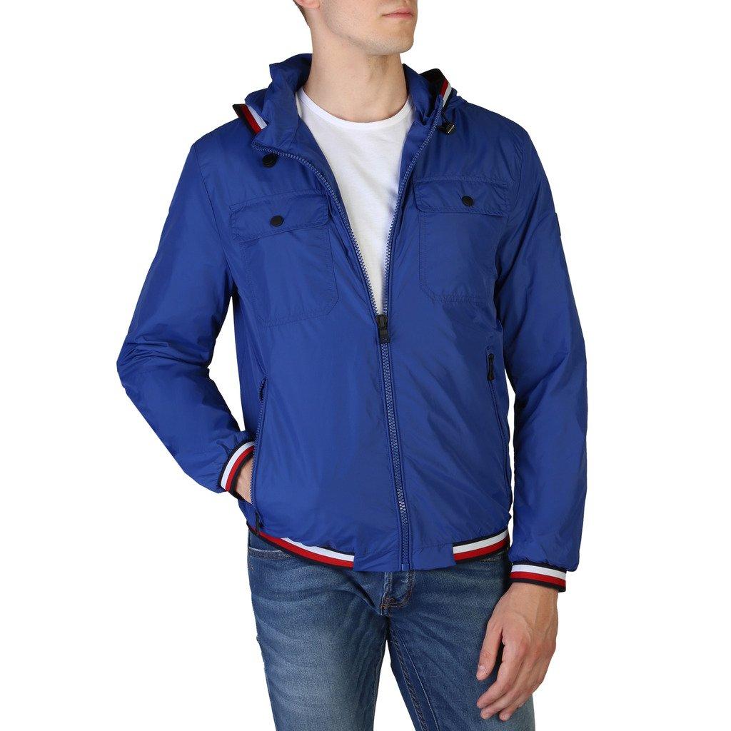 Tommy Hilfiger Men's Jacket Blue MW0MW05274 - blue S