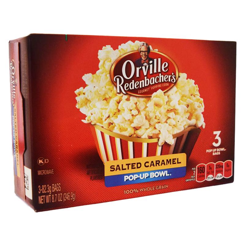 "Micro Popcorn ""Salted Caramel"" - 40% rabatt"