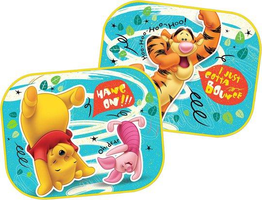Disney Ole Brumm Solskjerm, 2-pack