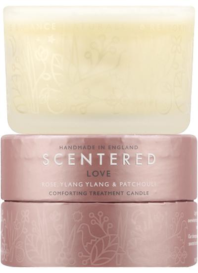 Scentered Love Travel Candle