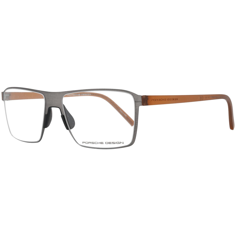 Porsche Design Men's Optical Frames Eyewear Silver P8309 54B