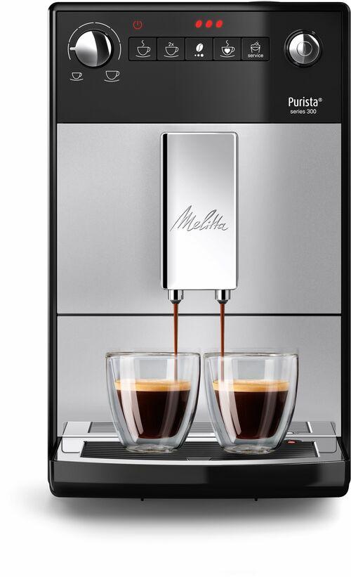 Melitta Purista Silver Espressomaskin -