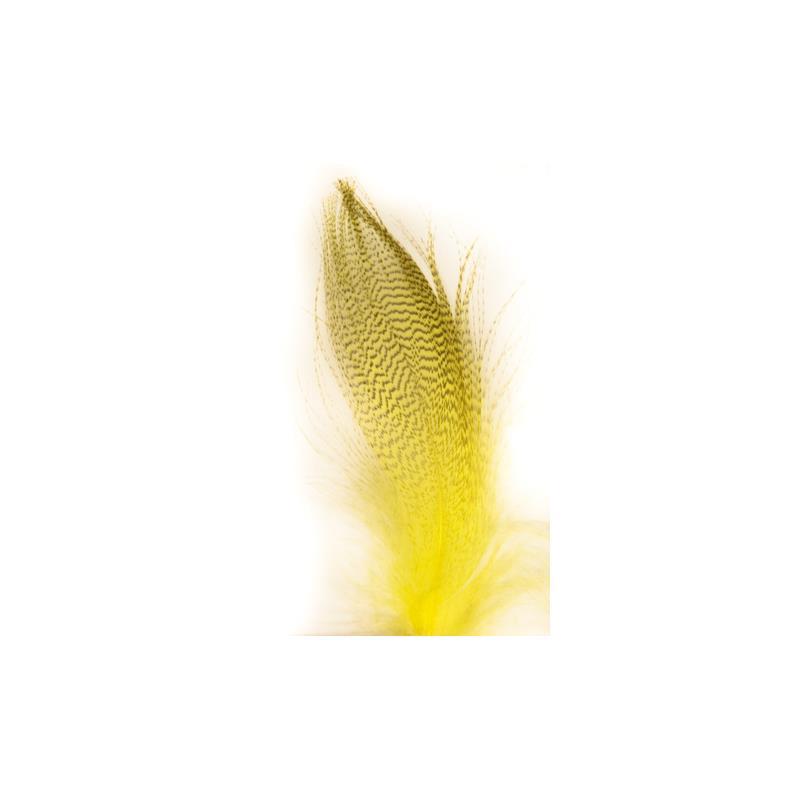 Mallard Barred Flank - Mayfly Yellow Wapsi - Stokkand