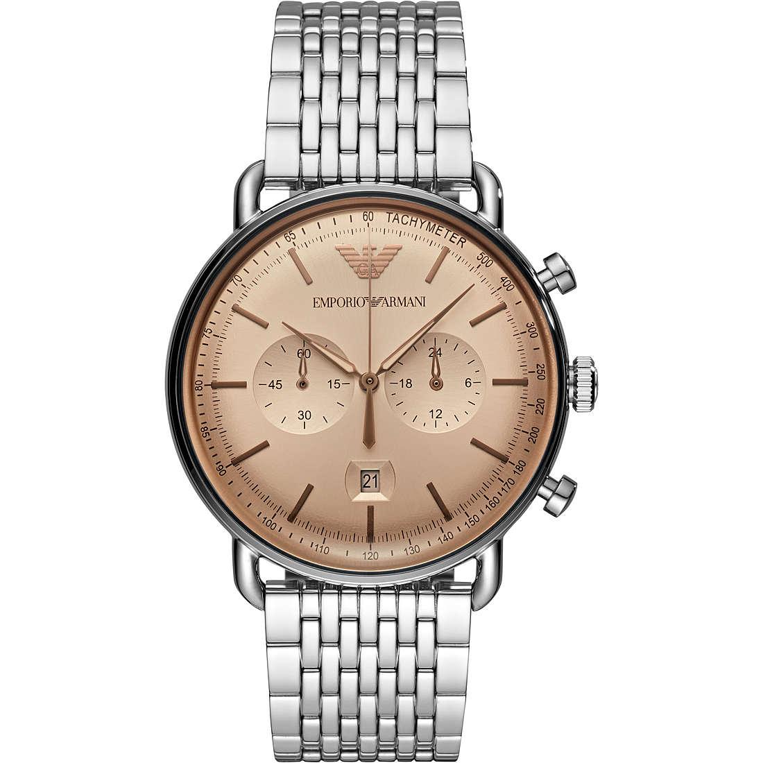 Emporio Armani Men's Aviator Watch AR11239MK