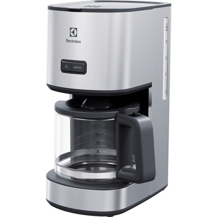 Electrolux - Create 4 E4CM1-4ST Filter Coffee Machine