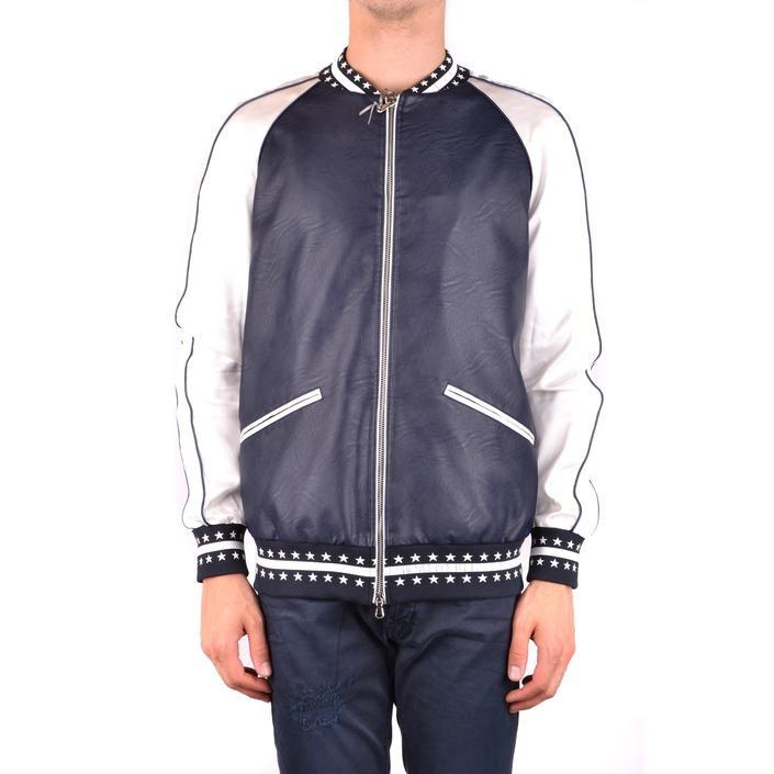 Daniele Alessandrini Men's Jacket Multicolor 161468 - multicolor 48