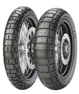 Pirelli Scorpion Rally STR ( 110/80 R19 TL 59V M+S-merkintä, M/C, etupyörä )