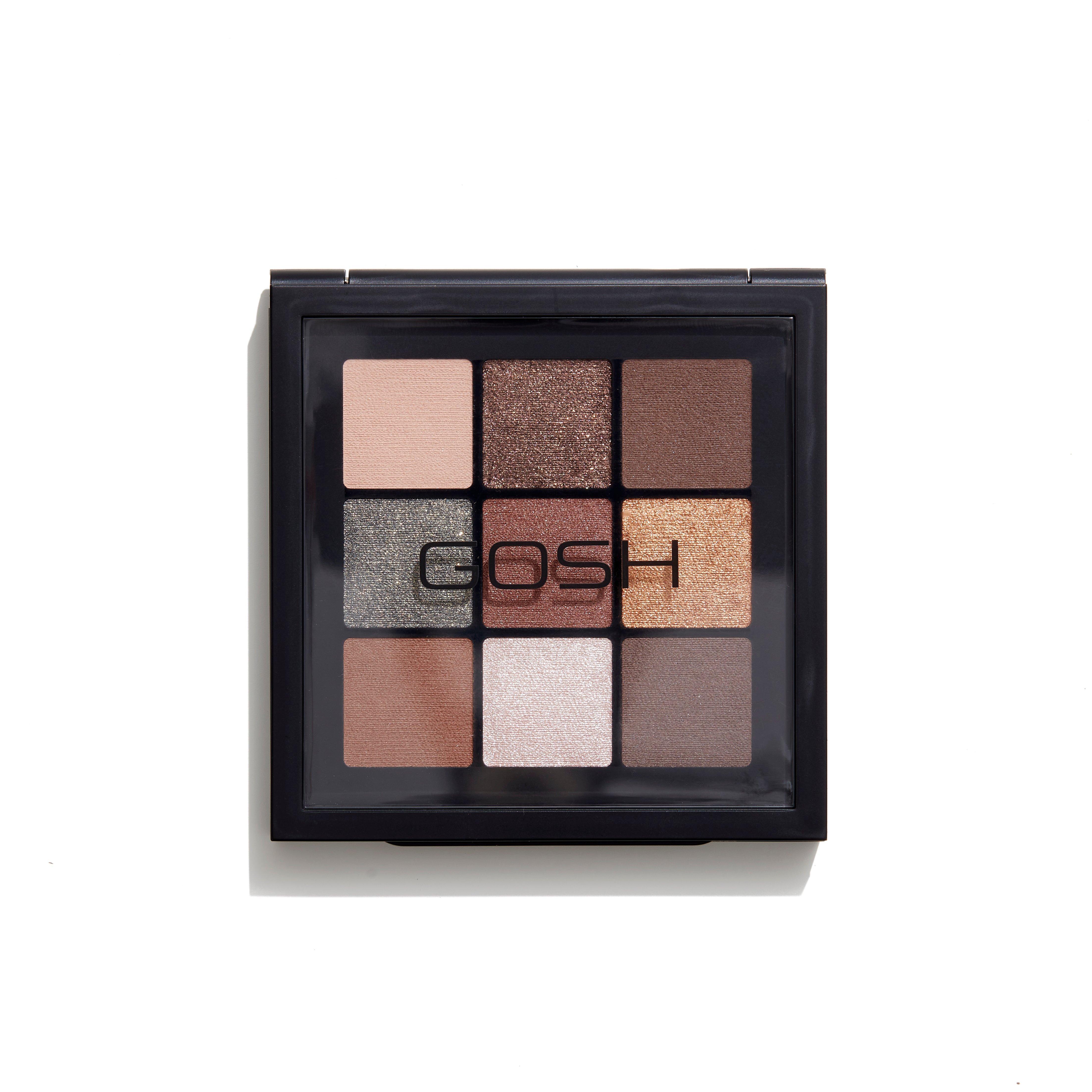 GOSH Copenhagen - Eyedentity Palette - 003 Be Happy