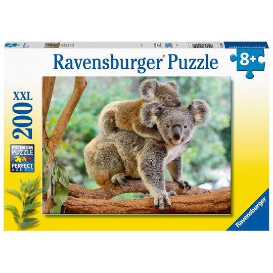 Ravensburger Puslespill Koala Love 200 Brikker