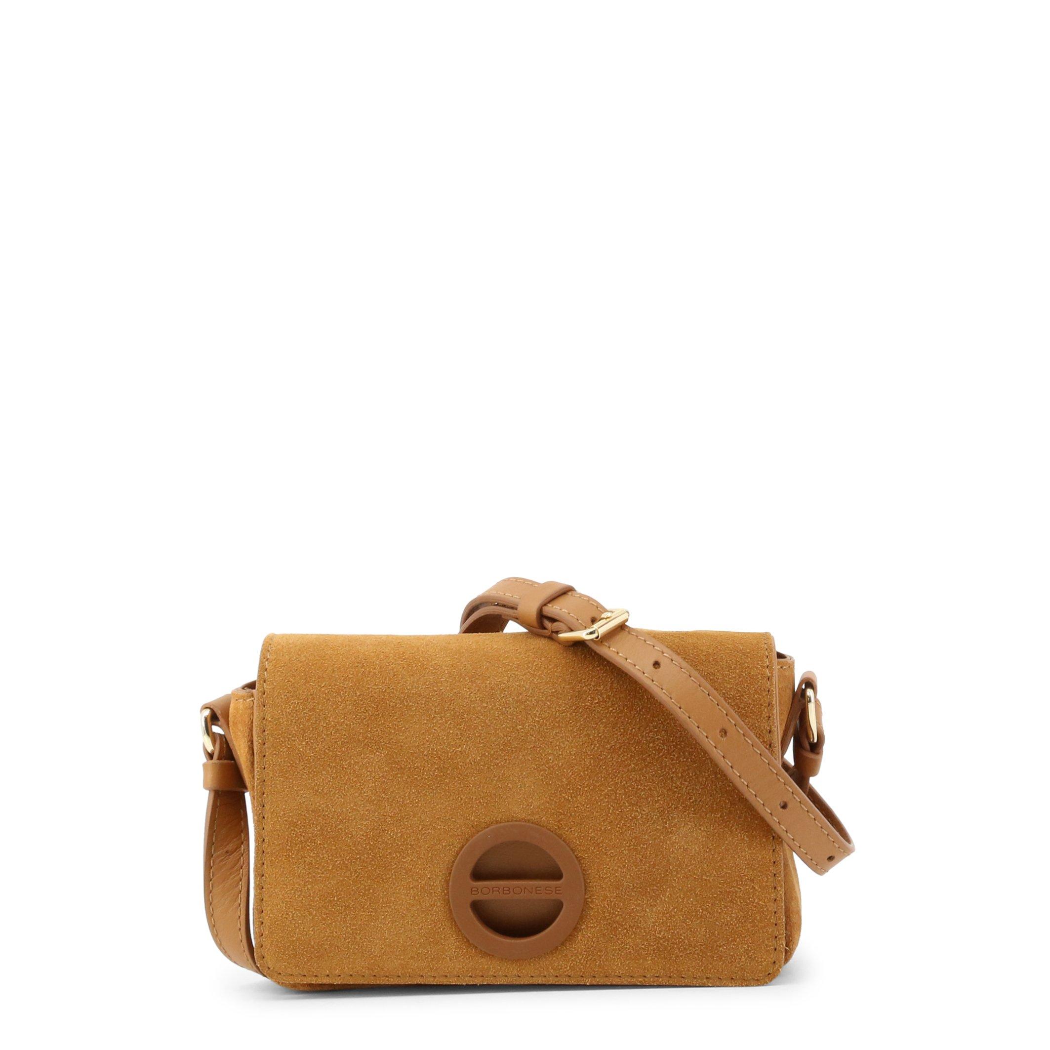 Borbonese Women's Crossbody Bag Various Colours 954816-J25 - brown NOSIZE