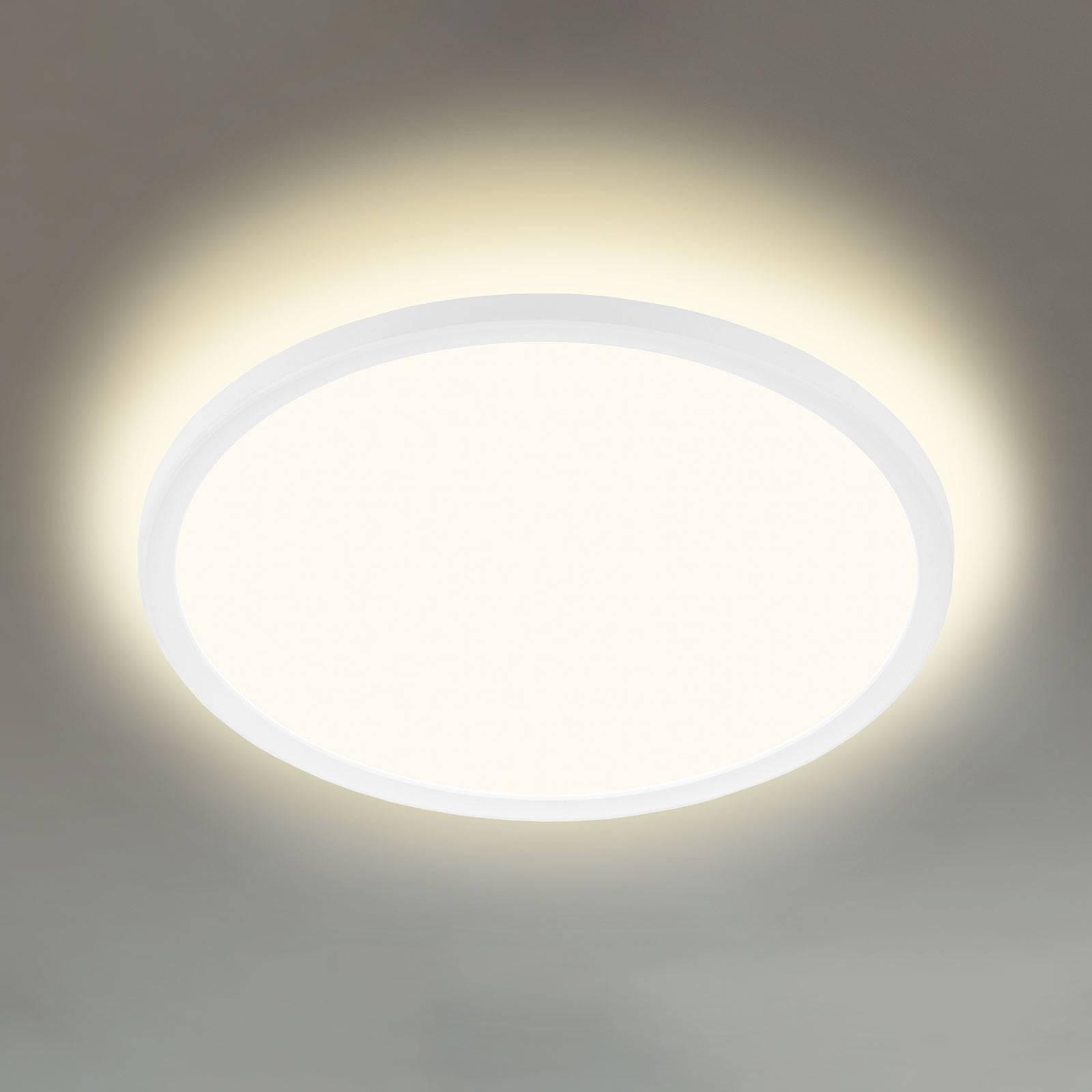 LED-kattovalaisin 7155/7157, pyöreä, 29,3 cm