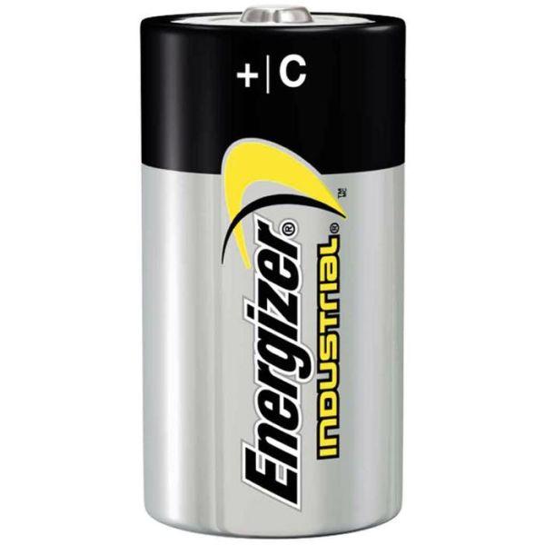 Energizer Industrial C/LR14 Alkaliparisto 12 kpl:n pakkaus
