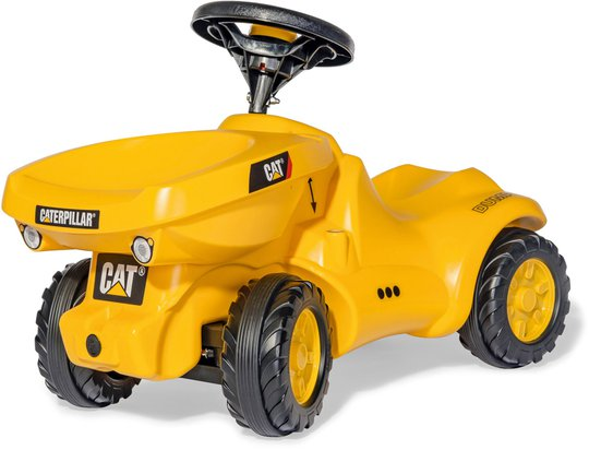 Rolly Toys Gåbil Minitrac Dumper CAT