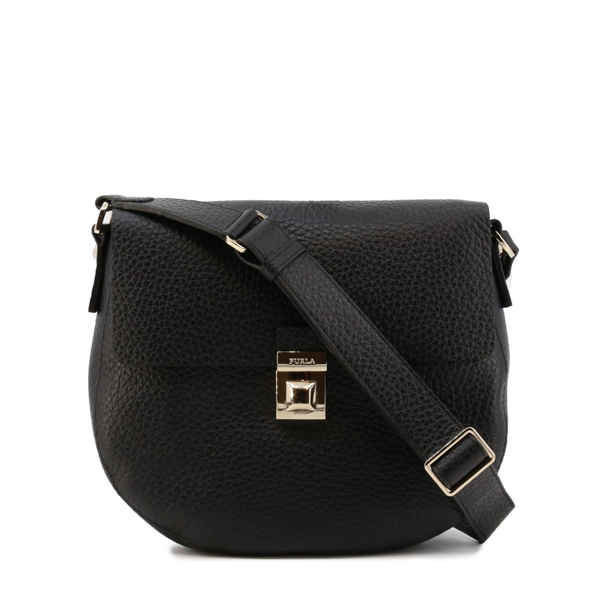 Furla Women's Crossbody Bag Various Colours GLENN_BWK0GN0 - black NOSIZE