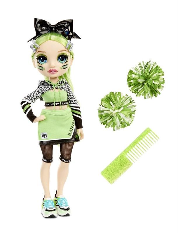 Rainbow High - Cheer Doll- Jade Hunter (572060)