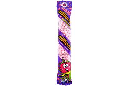Millions Tube - Raspberry 60g