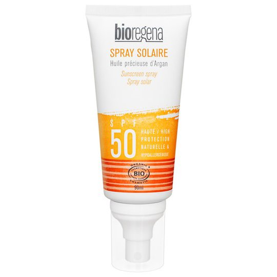 Bioregena Sunscreen Spray SPF 50 Face & Body, 90 ml
