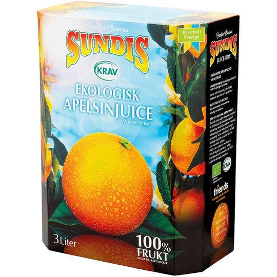 Eko Apelsinjuice 3l - 29% rabatt