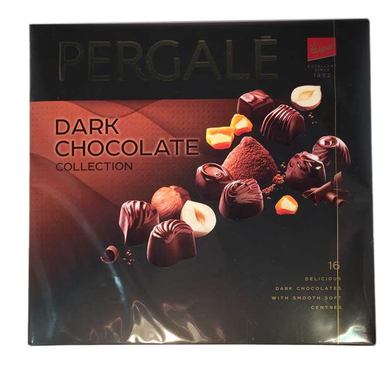 Chokladask Pergale Mörk choklad - 50% rabatt