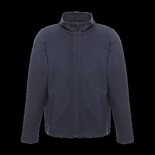 """Regatta Kid's Brigade II Full Zip Fleece Jacket Various Colours T_TRF515 - Navy Size 34"""""""