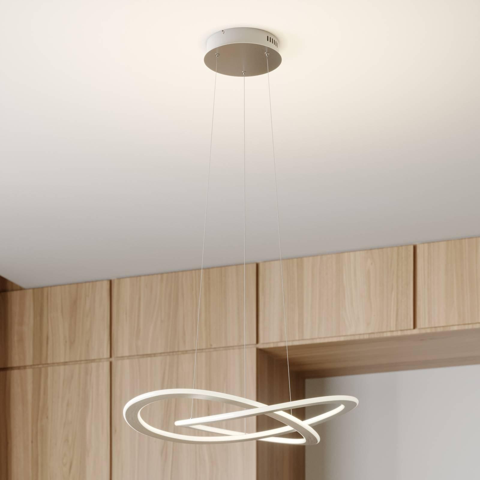 Lucande Shona LED-pendellampe