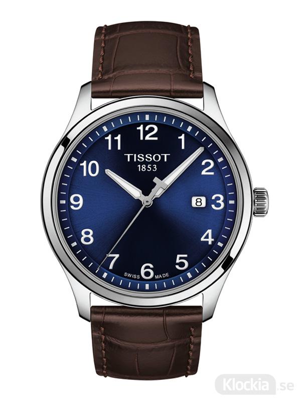 TISSOT Gent XL Classic 42mm T116.410.16.047.00