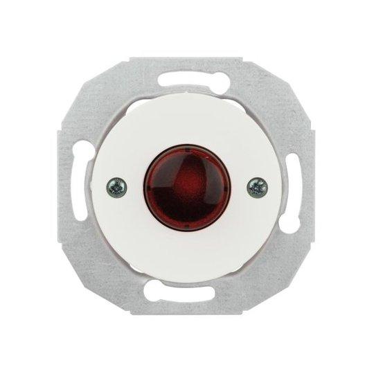 Schneider Electric WDE011080 Valosignaali punainen linssi valkoinen