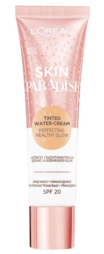 L'Oréal - WULT Skin Paradise Tinted Cream - 02 Light