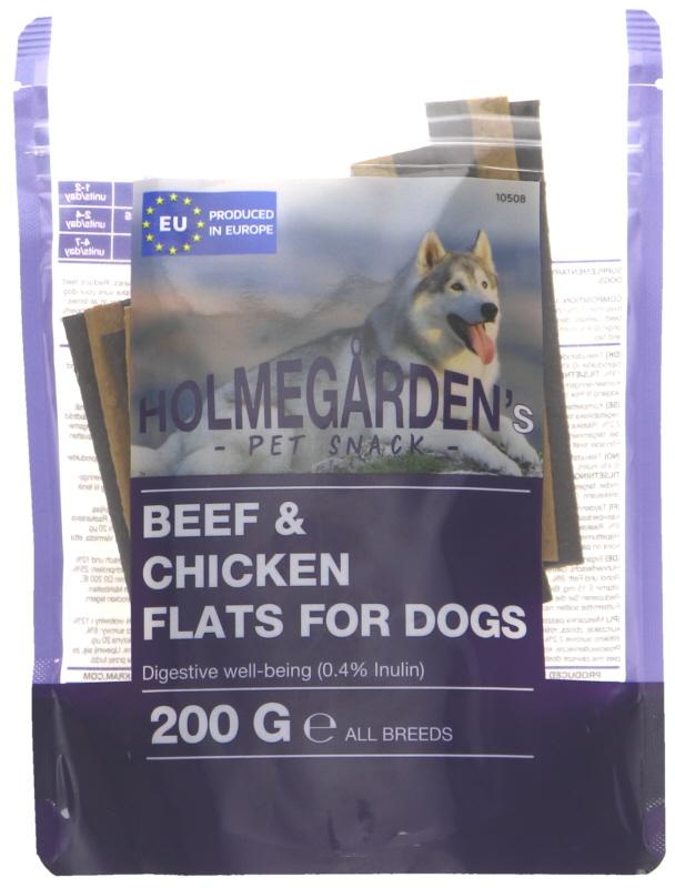 Koiranherkku Kana & Naudanliha - 76% alennus