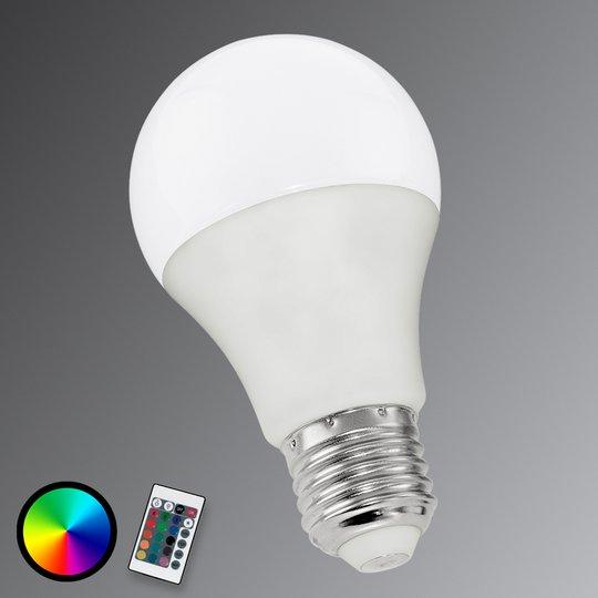 E27 6 W 830 LED-lamppu RGB matta