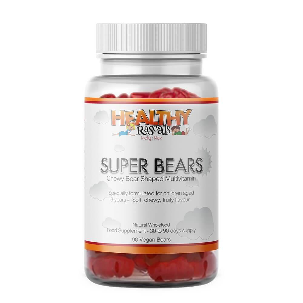 Super Bears (90 Jelly Bears) Super Bears