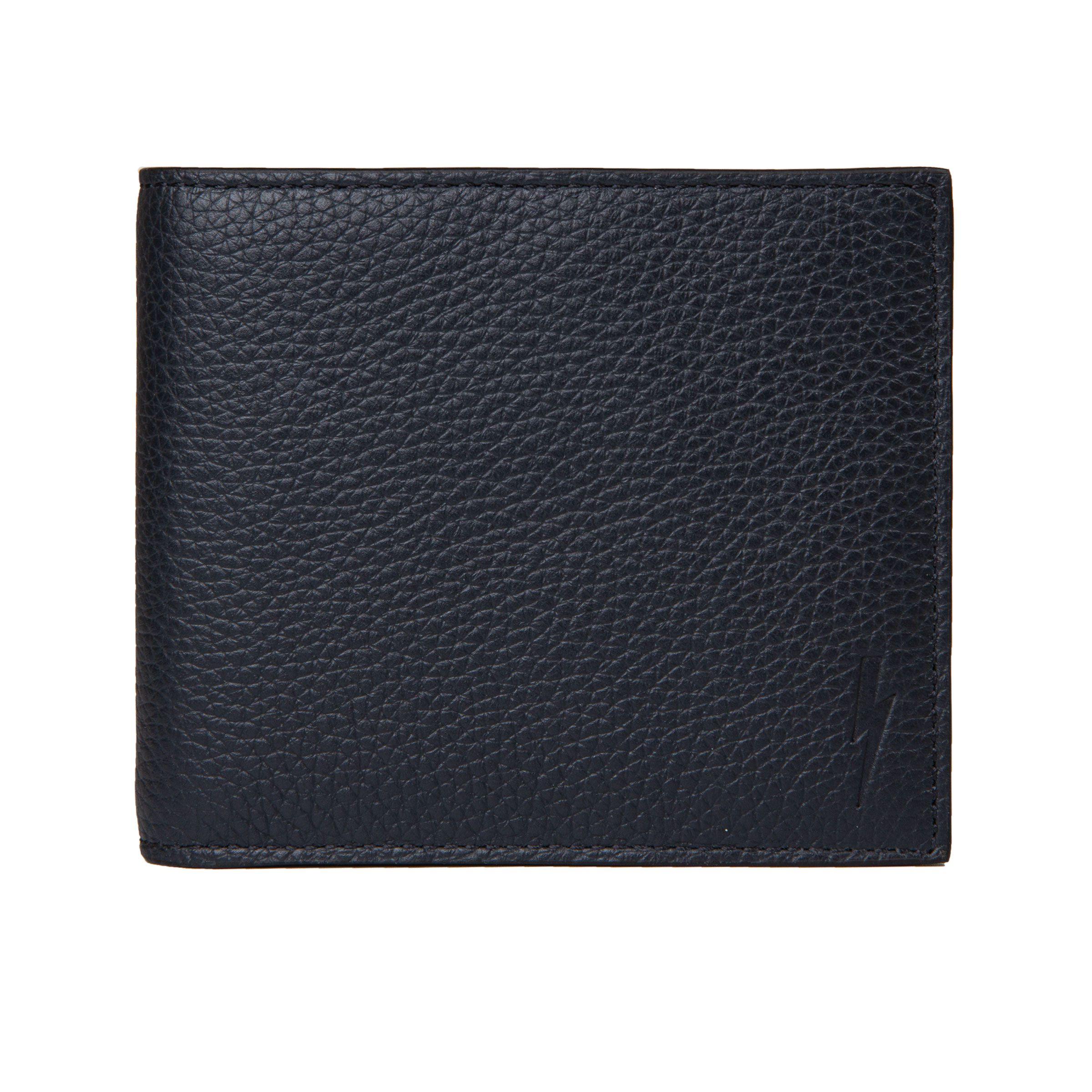 Neil Barrett Men's Wallet Blue BSG900X9200_466NAVY
