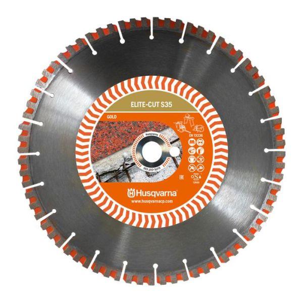 Husqvarna 579811510 ELITE-CUT S35 Diamantklinge 300x25,4 mm