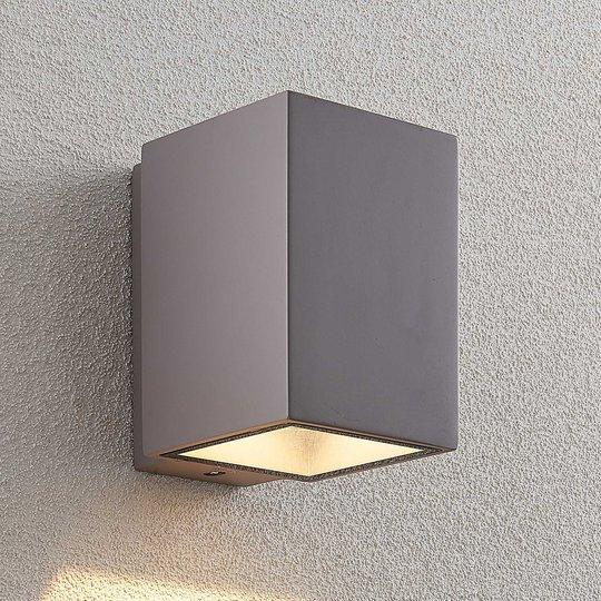 LED-ulkoseinävalaisin Cataleya betonista