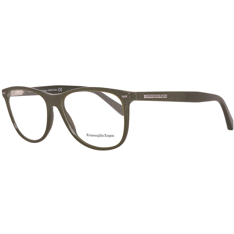Ermenegildo Zegna Men's Optical Frames Eyewear Olive EZ5055 56098