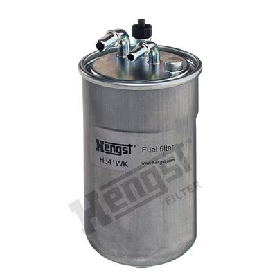 Polttoainesuodatin HENGST FILTER H341WK