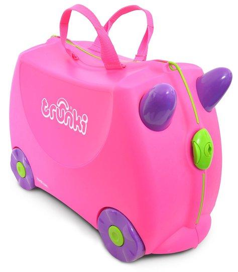 Trunki Koffert Rosa Trixie