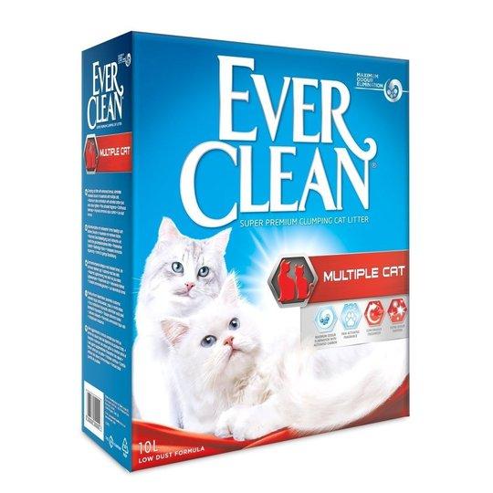 Ever Clean Multiple Cat Kattsand (10 L)