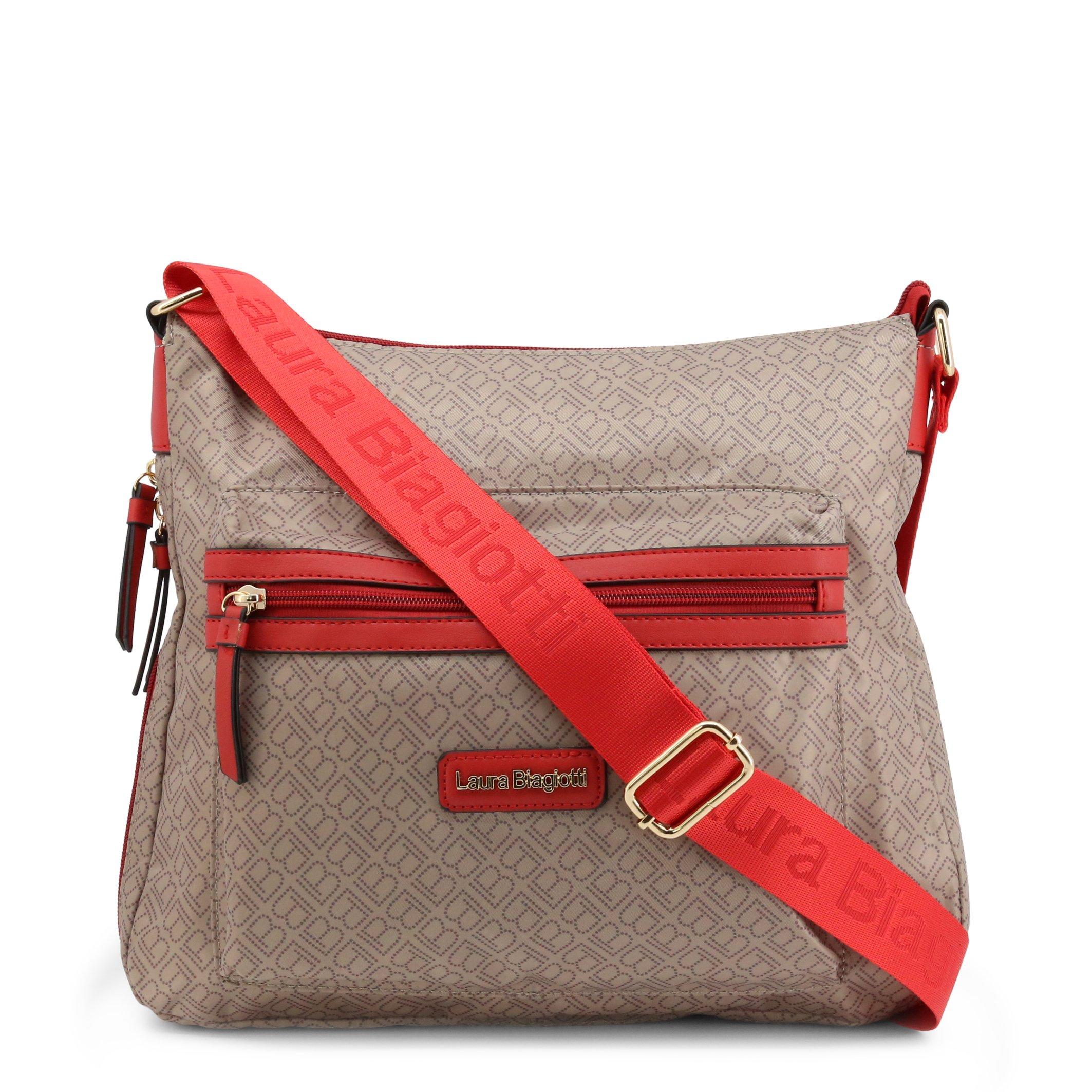 Laura Biagiotti Women's Crossbody Bag Brown Thia-105-10 - brown-3 NOSIZE