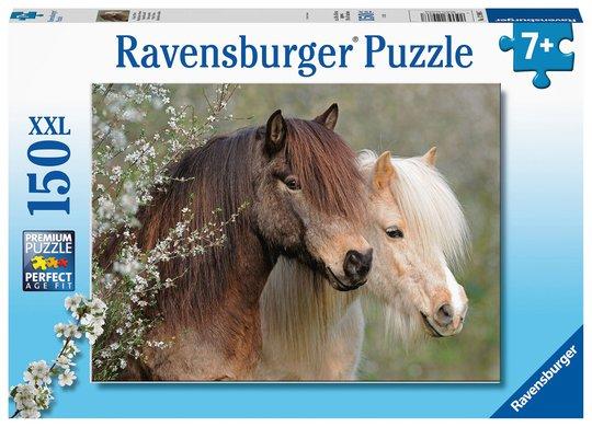 Ravensburger Puslespill Perfekte Ponnier, 150 Biter