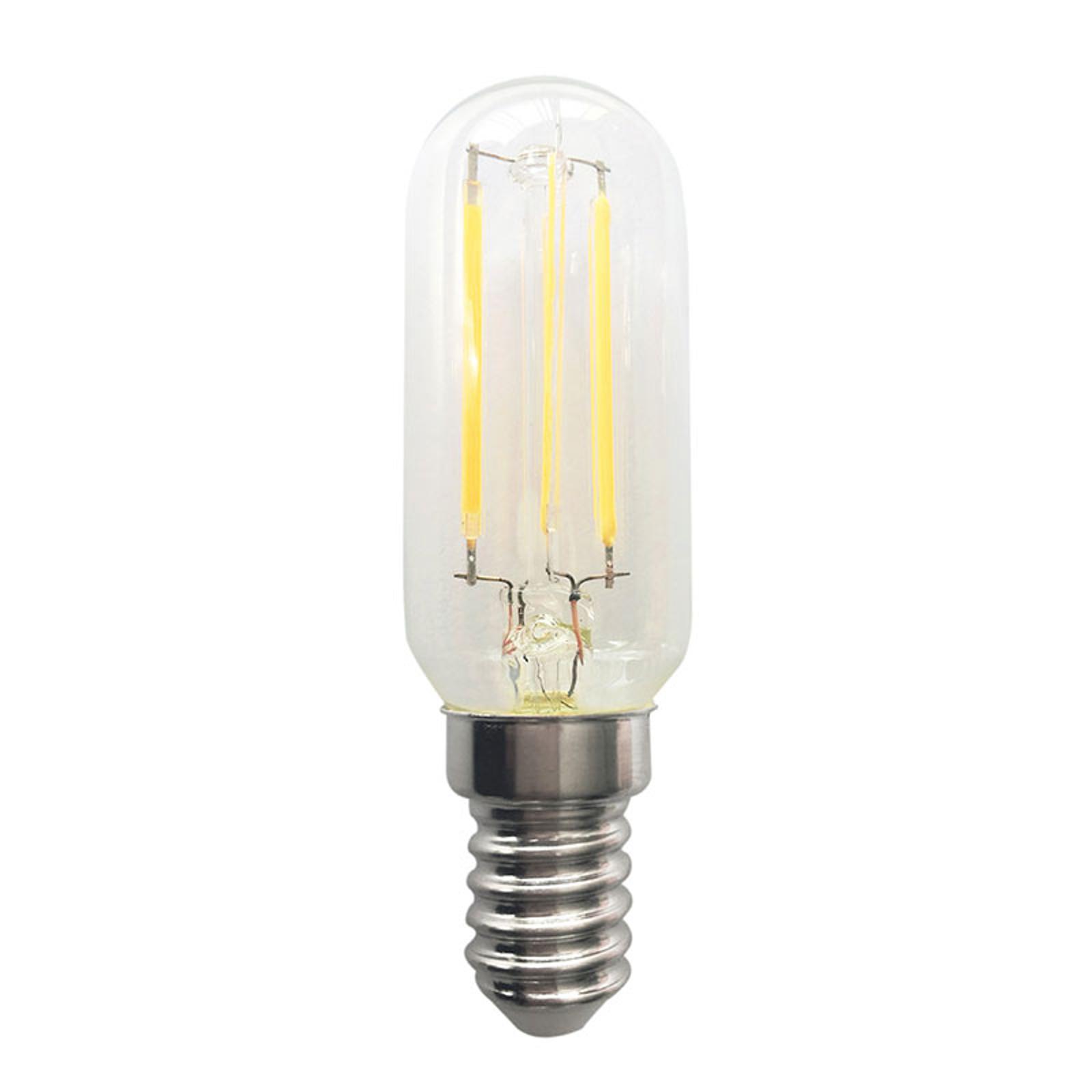 LED-jääkaappilamppu E14 4W Classic Mini filament