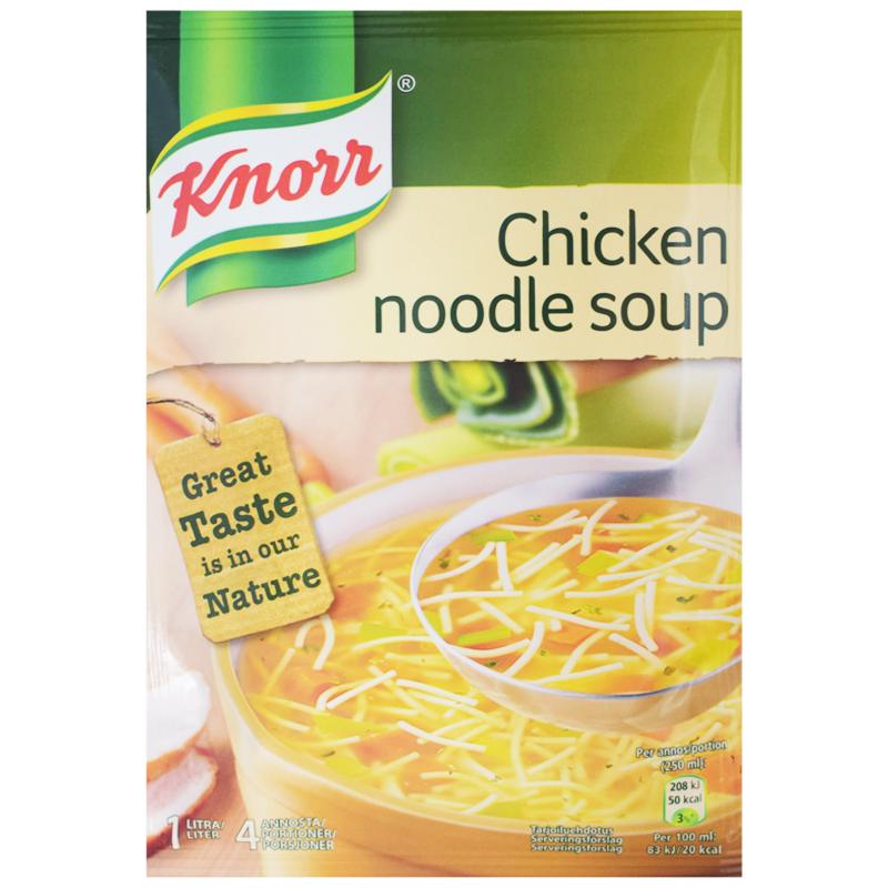 Soppa Chicken & Noodle - 14% rabatt