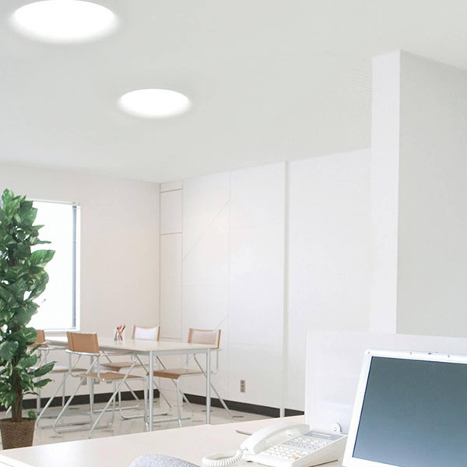 Innbygget LED-taklampe 4113B 2 700 K 37W Ø44,5 cm