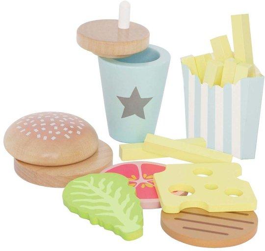 Jabadabado Hamburger Meal