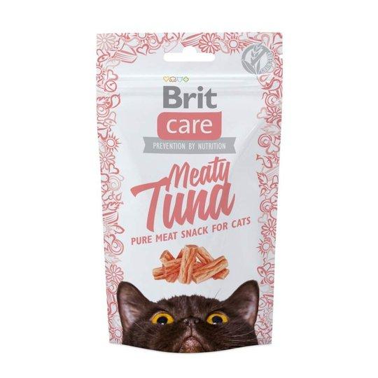 Brit Care Cat Snack Meaty Tuna 50 g
