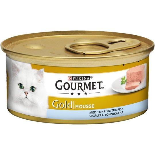 Gourmet Gold Tonfisk Mousse Wet